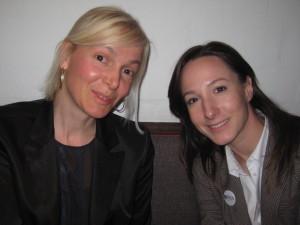 Dragana Stojić i Kristina Ines