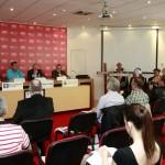 Konferencija za štampu UPPS, Beograd, 12. april 2016.